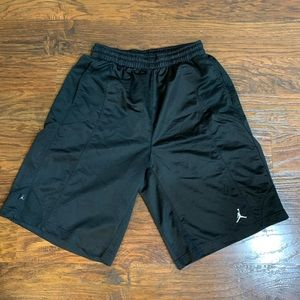 Jordan basketball shorts. Size large